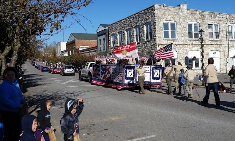 Veterans Day Parade Saturday Nov 9 @ 10 AM