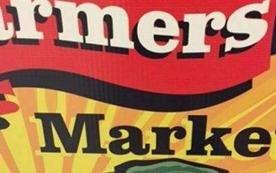 Saturday AM Special: Farmers Market & Rail-side Train Museum!