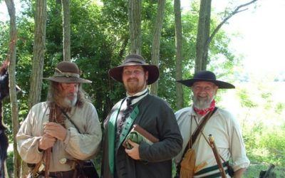 The Providence of Freedome: An 18th Century Living History Presentation