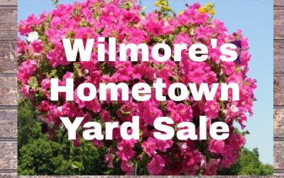 2019 Hometown Yard Sale on Saturday, June 22!