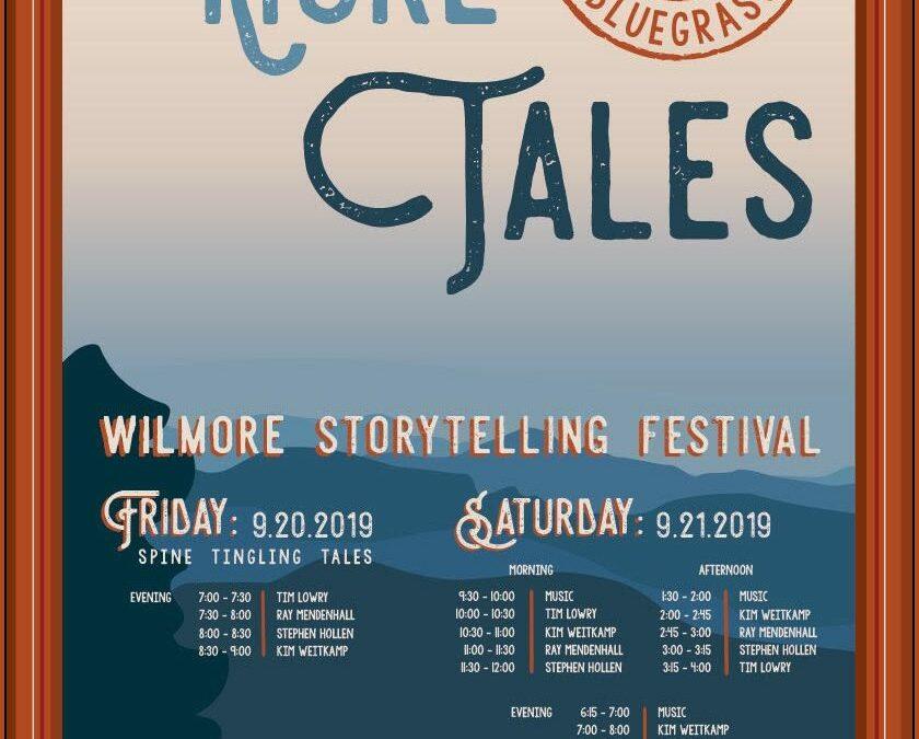 More Tales Storytelling Festival Sept. 20-21
