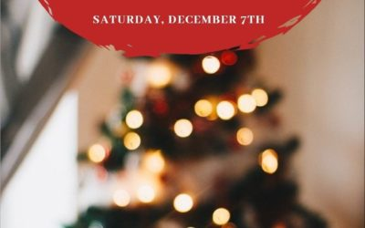 Wilmore's Old-Fashioned Musical Christmas Saturday, Dec. 7
