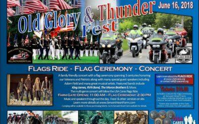 Old Glory & Thunder Fest at Servant Heart Farm!
