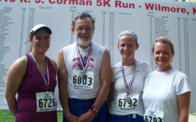 Join us for the 6/30 RJ Corman 5K Run/Walk and 7/4 Festival of the Fourth!