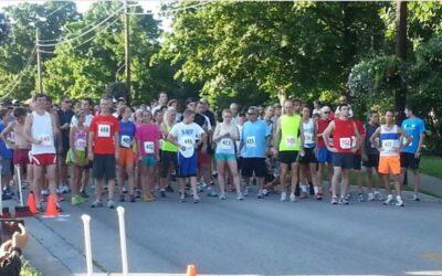 RJ Corman 5K Run: Saturday, June 29, 8 AM