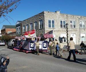 Veterans Day Parade on Saturday Nov. 11