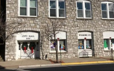 Motor Vehicle Licensing Available at Wilmore City Hall